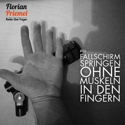 FP096 - Fallschirmspringen ohne Muskeln in den Fingern