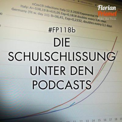 FP118b - Die Schulschließung unter den Podcasts