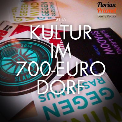 FP115 - Kultur im 700-Euro-Dorf