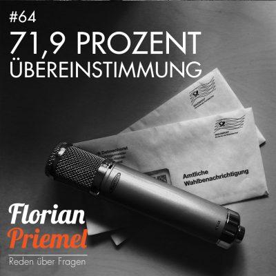 FP064 - 71,9 Prozent Übereinstimmung